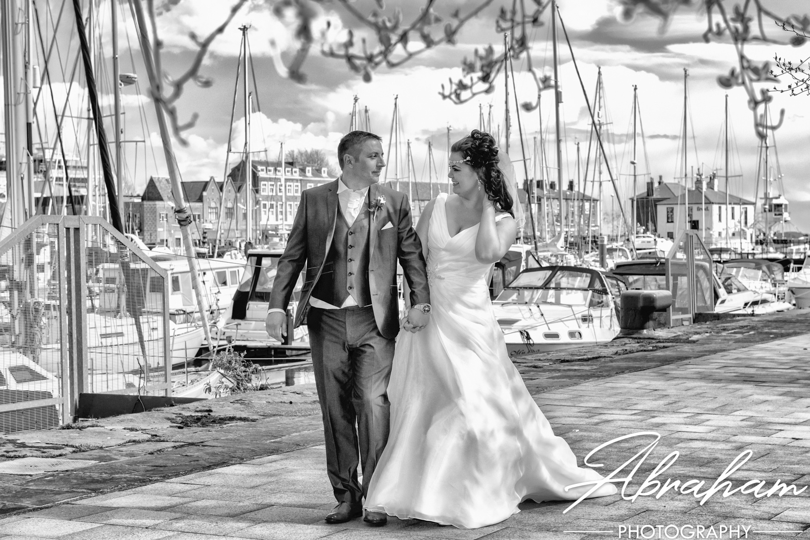 Hull Marina Wedding Photographer | Hull Wedding Photographer | East Yorkshire Wedding Photography