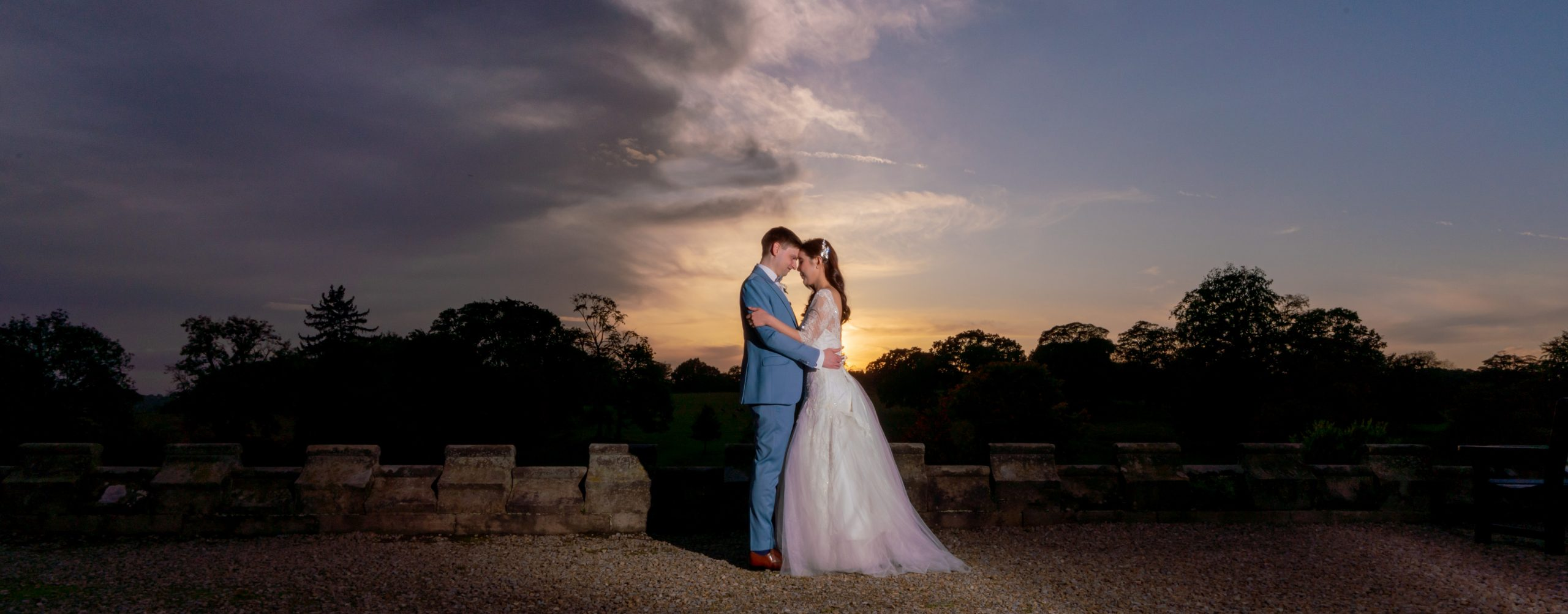 Ripley Castle Wedding Photography 3