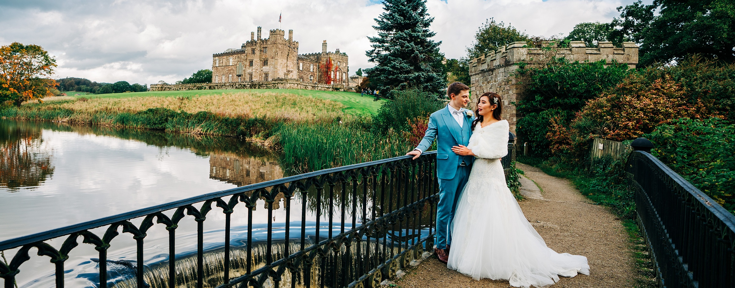 Ripley Castle Wedding Photography 4