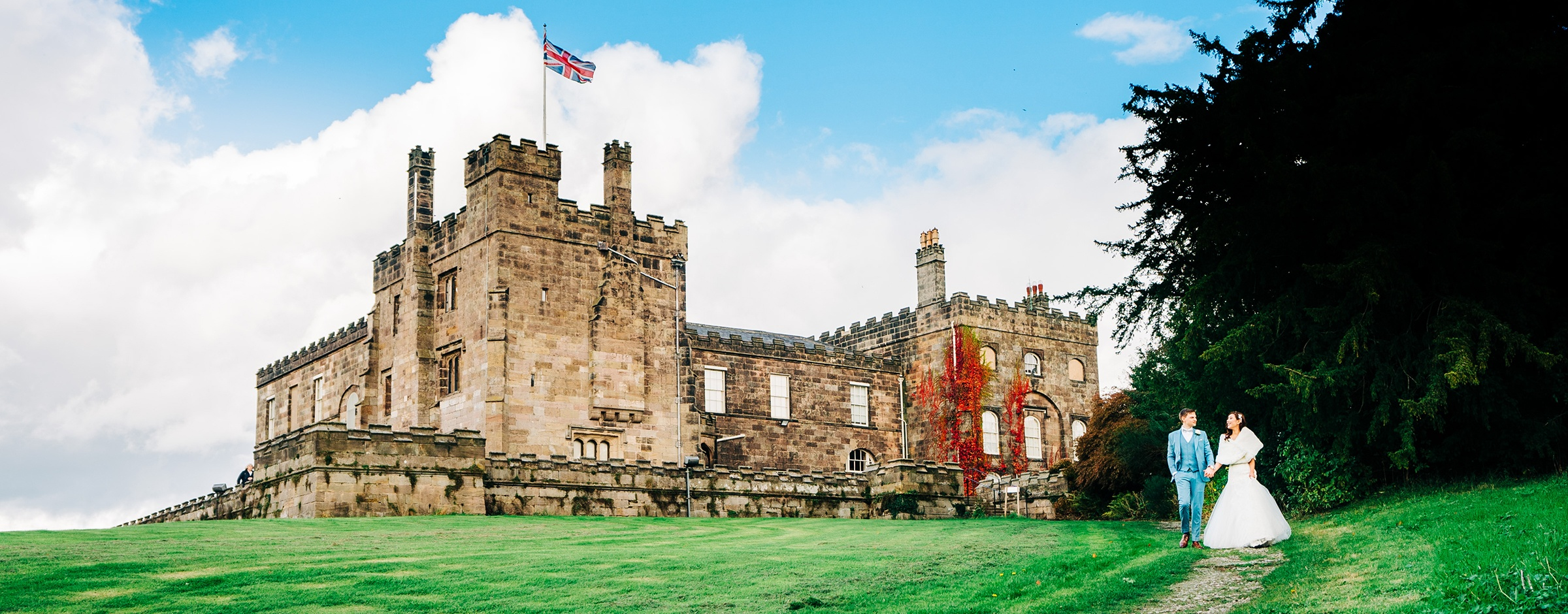 Ripley Castle Wedding Photography 5