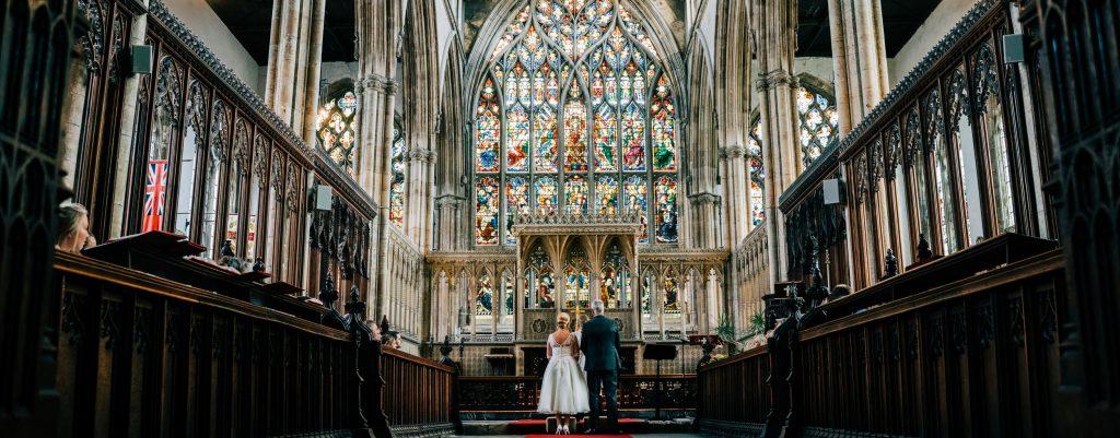 Hull Minster Wedding Photographer
