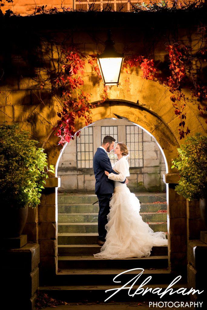 Hazlewood Castle Wedding Photographer