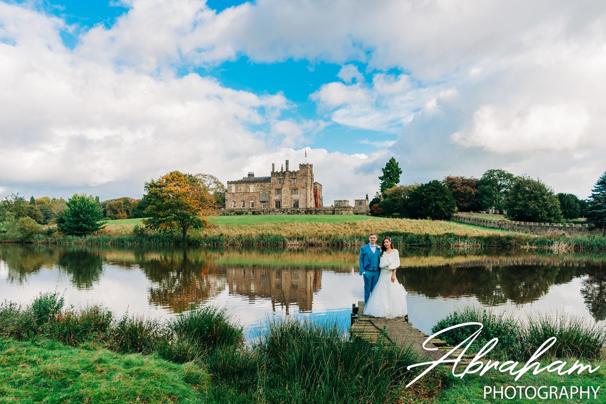 North Yorkshire Wedding Photographer York Abraham Photography