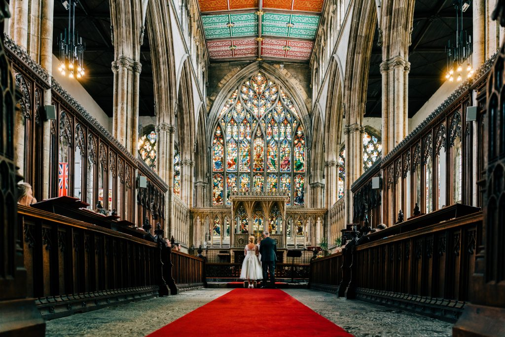 Hull Minster Weddings Hull Wedding Photographer Yorkshire by Abraham Photography