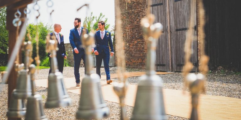 Real Wedding – Holly & Ricky at The Barns East Yorkshire