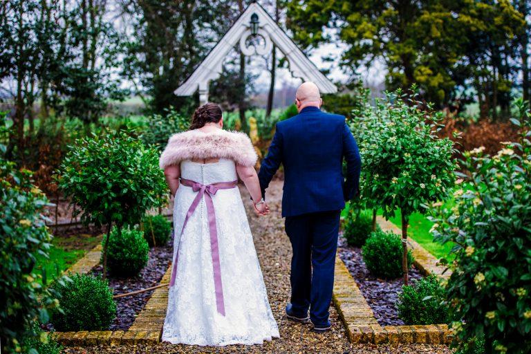 Real Wedding – Dunedin Country House – Emma & David