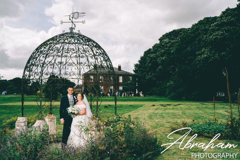 Beth & Tom's Rowley Manor Wedding