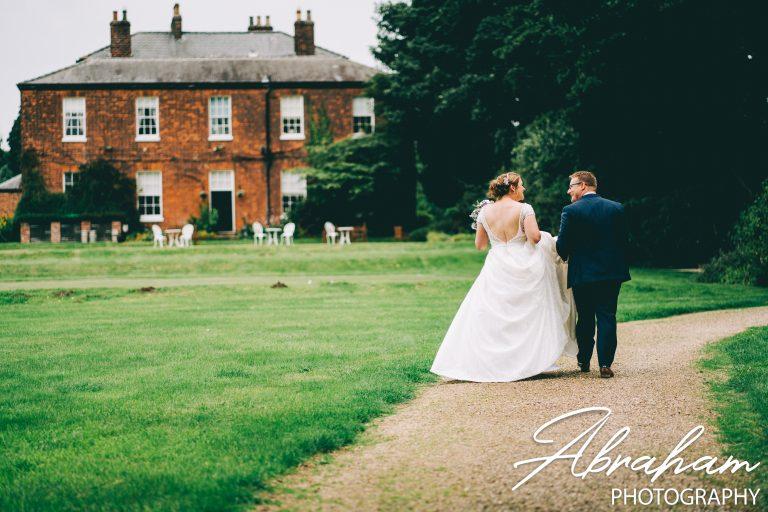 Laura & Mike's Rowley Manor Wedding